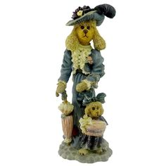 Amazon.com - Boyds Bears Francoise & Suzanne...The Spree Retired 2875 - Collectible Figurines+