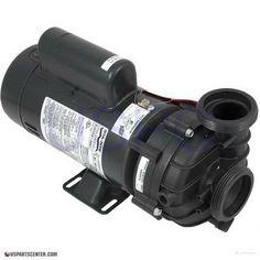 Balboa Dura Jet Spa Pump 1.5hp,115v,2Spd (DJAYFA-0001) Low Amp