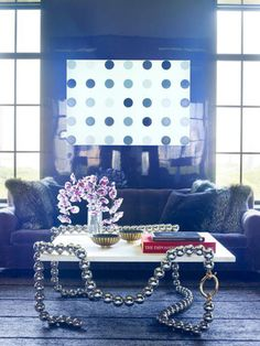 kelly wearstler table..LURVE