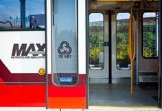 MAX Train, Portland, Oregon Portland Oregon, Product Photography, Editorial, Train, Strollers