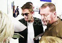 Rob arriving in Nice, France for Cannes, 5-16-14 (41)