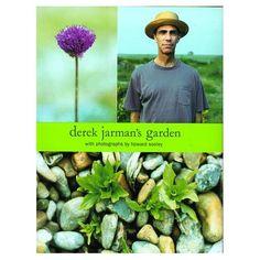 Film director, artist Derek Jarman's garden
