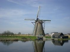 #Kinderdijk is where you can find the largest concentration of windmill in #Holland. #Travel