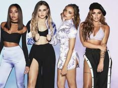 Image shared by kpop. Find images and videos about girls, icon and little mix on We Heart It - the app to get lost in what you love. Little Mix Outfits, Little Mix Style, Little Mix Girls, Jesy Nelson, Perrie Edwards, Little Mix Poster, Little Mix Glory Days, Little Mix Photoshoot, Photoshoot Ideas