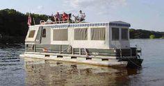 Image detail for -Pontoon Boat Cruises