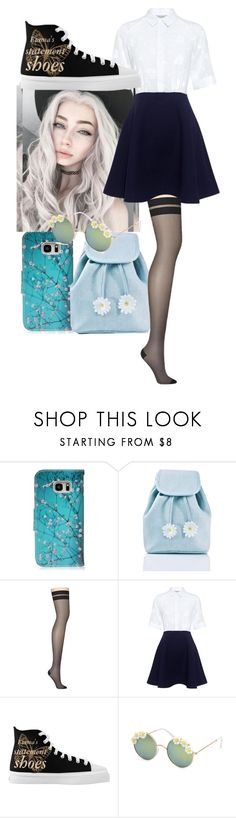 """""""pretty girl"""" by cheepcoupons ❤ liked on Polyvore featuring Sugar Thrillz, DKNY, Paul & Joe Sister and Full Tilt"""