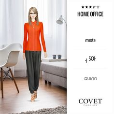 Covet Fashion, Home Office, My Style, Pants, Trouser Pants, Home Offices, Women's Pants, Office Home, Women Pants