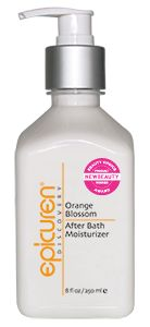 Mother's Day is quickly approaching! Have you gotten your Mom a gift to show your appreciation yet? NOW until Thursday, May 7th, you can get a FREE Epicuren Discovery Orange Blossom After Bath Moisturizer with a purchase of $150 or more! This Award-Winning product is packed with Anti-Aging B Vitamins and meant to hydrate!
