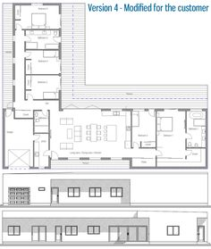 Modified House Plan / Customer House