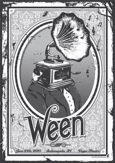 Ween - Poster
