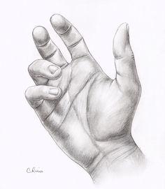Hand Drawing, 10/12/16