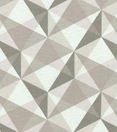 Nate Berkus Home Decor Print Fabric-Prism