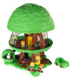 Vulli Magic Klorofil Tree Play Set, Baby Gifts