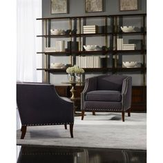 Sam Moore Rory Club Chair Finish: Classic, Upholstery: 2200 Spa