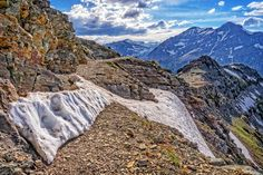 Snowline on the Scenic Point Trail by Bill Boehm on 500px