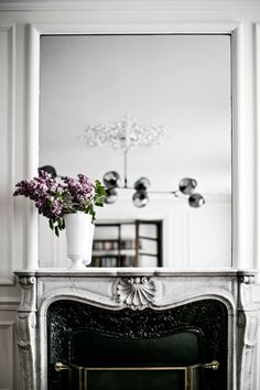 Tour a Beautiful Paris Apartment with Refined Details and Effortless Luxury - NordicDesign