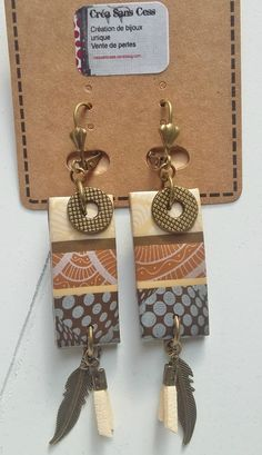 Polymer Clay Crafts, Polymer Clay Jewelry, Clays, Polymers, Ceramic Clay, Clay Tutorials, Terracotta, Beaded Jewelry, Beading