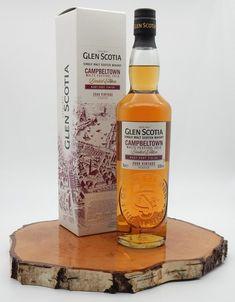 Glen Scotia Campbeltown Malts Festival 2018 57,8%  Jetzt oder nie!   Die letzte Lieferung des Glen Scotia Campbeltown Malts Festival 2018 57,8% ist eingetroffen! DER Campbeltown Port finish Malt des Jahres 2018 mit einem unschlagbarem PLV! Die streng limitierte Abfüllung zum Campbeltown Malts Festival 2018, ist erstmals außerhalb von Campbeltown erhältlich! In 1st Fill Bourbon Barrels erfolgt die Lagerung der getorften Qualität mit Finish in Ruby Port Casks für 6 Monate. Nicht verpassen! Whisky, Bourbon, Whiskey Bottle, Drinks, Food, Pos, Raspberries, 6 Months, News
