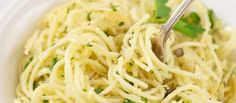 Spaghetti Olive Oil Recipe