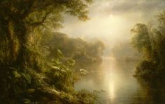 From Hudson River School