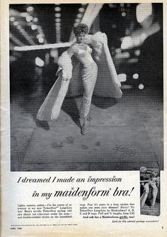 Maidenform 1958