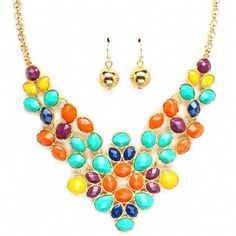 I'm over winter and want bright colors!!
