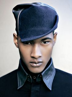 Noel Stewart's Fall/Winter 2013 Collection. I don't see a lot of men's hats that I like...but this is gorgeous.