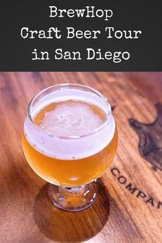 Craft Beer Tour in San Diego with Brew Hop: The best Craft Beer Breweries in San Diego