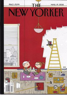 The New Yorker magazine March 19 2012