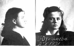 Soviet Crimes This Estonian girl was sent to the Gulag in Siberia. During the Soviet annexation of Estonia in 1939/40, 250,000 Estonians were deported to Siberian slave camps. Another 100,000 were murdered by the Soviet NKVD police. The same happened in Lithuania, Latvia.