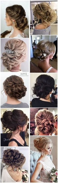 Come and See why You Cant Miss These 30 Wedding Updos for Long Hair Page 2 of 3 WeddingInclude Bridal Hair Hair Long Page Updos wedding WeddingInclude Long Hair Wedding Styles, Wedding Hair And Makeup, Wedding Updo, Hair Makeup, Long Hair Styles, Post Wedding, Wedding Nails, Wedding Dress, Trendy Wedding