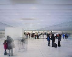 SANAA - Louvre Lens Museum - by Julien Lanoo