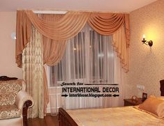 Ready made curtains and Modern curtain designs