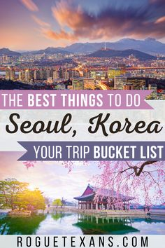 Home to K-pop and the Han River, there are so many things to do. Here are some of the best things to do in Seoul! China Travel, Bali Travel, Japan Travel, Places To Travel, Travel Destinations, Places To Visit, Han River, South Korea Travel, Backpacking Asia