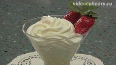Рецепт - Сметанный крем от http://videoculinary.ru Бабушка Эмма