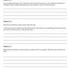 FREE This is a study guide created for The Landry News by Andrew Clements.  It has long answer comprehension questions for every few chapters that the s...