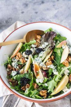 Fall Harvest Salad -