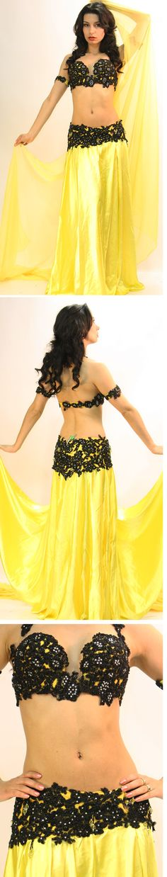 Eman Zaki  Two-Piece Costume
