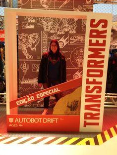 Expoisção 30 anos de Transformers | Nerd Da Hora