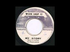▶ Barnett & Jennings (As Peacemakers) - My Story - YouTube