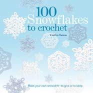 100 Snowflakes To Crochet · Crochet | CraftGossip.com