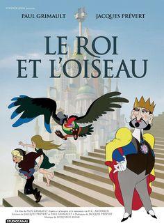 Le Roi et l'Oiseau - Long-métrage d'animation (1980)