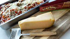 Enkel og smakfull potetgrateng – Snikgjest Moussaka, Dairy, Cheese, Ethnic Recipes, Food, Red Peppers, Meal, Essen, Hoods