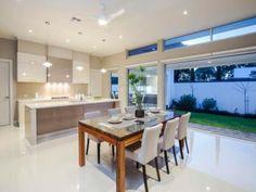 Foto de una idea de diseño del comedor de una casa australiana verdadera - Comedor foto 8974585