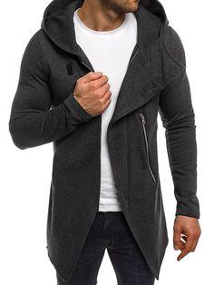 17 Best Cardigan Sweatshirt Hoodie images | Mens fashion:__