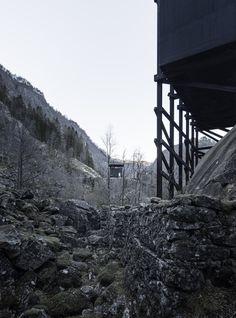 Gallery of The Noble Simplicity of Peter Zumthor's Allmannajuvet Zinc Mine Museum - 8