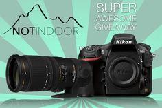 Nikon Camera Prize Pack ARV $4300 (6/30/2016) {US} via... IFTTT reddit giveaways freebies contests