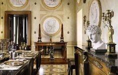 The house of Versace: Neo classical Art Brilliance