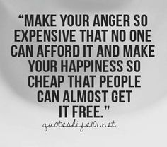 Make your happiness cheap