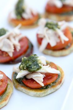 Chicken Pesto Bites form the Whole Smiths. Easy to make and kid approved! Paleo friendly, gluten-free and Whole30 compliant!